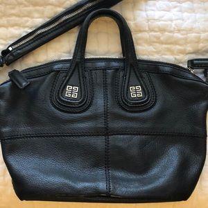 Givenchy Sugar Goatskin Micro Nightingale Bag